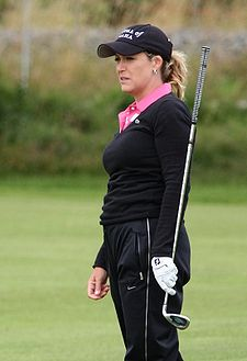 Golf Photos - Cristie Kerr