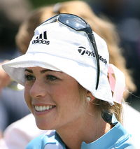 Golf Photos - Paula Creamer Photos