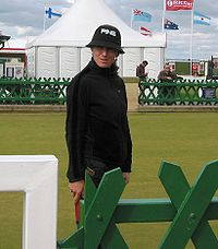 Golf Photos - Patricia Meunier-Lebouc