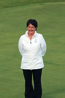 Golf Photos - Alison Nicholas