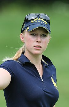 Golf Photos - Morgan Pressel