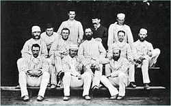 Sports Photos - Australia Cricket Team - 1878 team