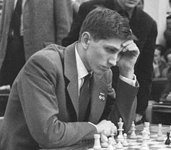 Sports Photos - Bobby Fischer
