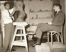 Sports Photos - Bobby Fischer - Bobby Fischer (seated)