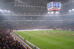 Soccer Photos - Fc Schalke 04 - The Veltins-Arena
