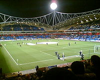 Soccer Photos - Bolton Wanderers F.C. - The Reebok Stadium has been Bolton Wanderer's home since 1997