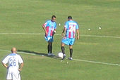 Soccer Photos - Calcio Catania - Against Atalanta in <i>Serie A</i> during 2006.