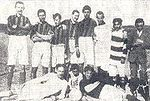 Soccer Photos - Calcio Catania - Earliest club photograph; as Pro Patria in 1908.