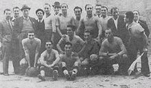 Soccer Photos - A.C.R. Messina - Messina's last squad of the 1930s