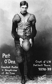 College Football Photos - Pat O'Dea