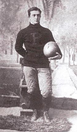 College Football Photos - Edgar Allan Poe (Maryland Attorney General)