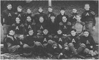 College Football Photos - Howard R. Reiter - 1902 Philadelphia Athletics football team