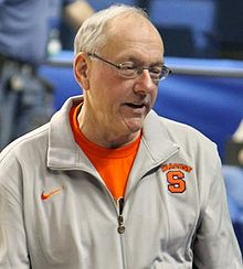 Basketball Quote - Jim Boeheim Quote