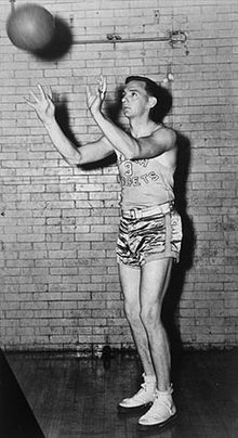 Basketball Photos - Jack Mccracken - Jack McCracken