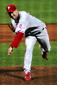 Baseball Photos - Cliff Lee