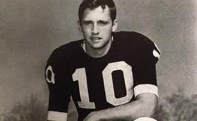 "Football Photos - Brian Dowling - Brian John Dowling (born April 1, 1947) was the starting quarterback of the Yale University football team in the late 1960s. He set, and held for decades, a number of Yale passing records. Dowling finished 9th in vote for the 1968 Heisman Trophy, and was awarded the Nils V. ""Swede"" Nelson Award for sportsmanship"