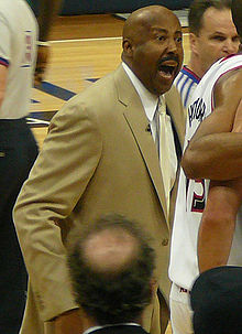 Basketball Quote - Mike Woodson Quote