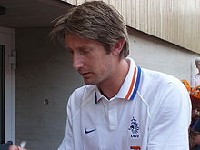 Soccer Photos - Edwin Van Der Sar - Van der Sar at the 2006 World Cup.