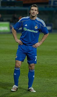 Soccer Quote - Andriy Shevchenko Quote
