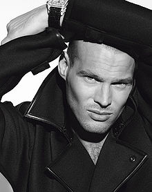 Soccer Photos - Fredrik Ljungberg - Fredrik Ljungberg in a model shoot for a Swedish men's magazine. Ljungberg's efforts as a male model have garnered media attention rivaling that of his football career. In 2003
