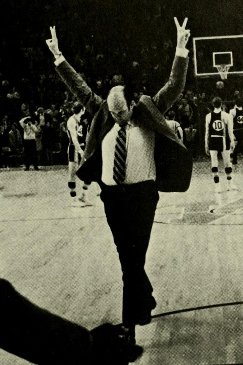 College Basketball Photos - Lefty Driesell Photos
