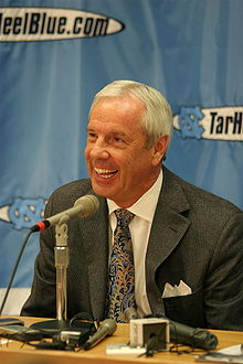 College Basketball Quote - Roy Williams Quote
