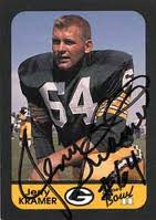 Football Photos - Jerry Kramer