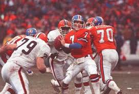 "Football Photos - The Drive - John Elway's ""The Drive"""
