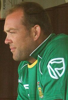 Sports Quote - Jacques Kallis Quote