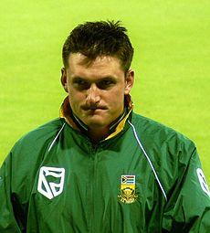 Sports Photos - Graeme Smith