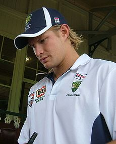 Sports Photos - Shane Watson
