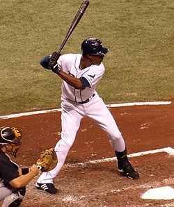 Baseball Photos - B. J. Upton
