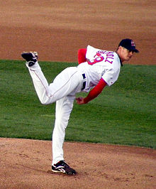 Baseball Photos - Clay Buchholz - Buchholz pitching for the Portland Sea Dogs