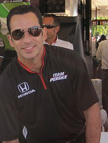 Motorsports Photos - Hélio Castroneves - Castroneves in May 2010.