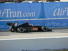 Motorsports Photos - Dillon Battistini - Battistini driving in Indy Lights at St. Petersburg