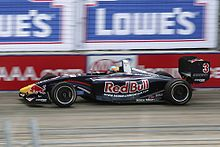 Motorsports Photos - Robert Wickens - Wickens driving for the Red Bull Junior Team at Houston during the 2007 Champ Car Atlantic season.