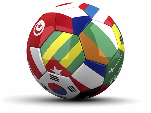 Soccer Audio - Fifa World Cup - Ghana National Anthem Audio