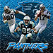 Football Audio - Carolina Panthers - Dante Wesley is the gunner Audio
