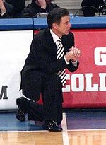 College Basketball Photos - Rick Pitino