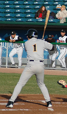 Baseball Photos - Mark Reynolds (Baseball) - Reynolds batting for the South Bend Silver Hawks
