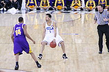 Basketball Photos - Jordan Farmar - Jordan Farmar played two seasons with UCLA.