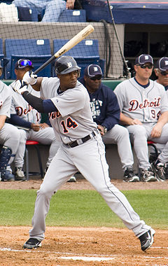 Baseball Photos - Austin Jackson