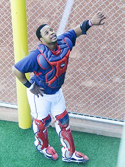 Baseball Photos - Carlos Santana (Baseball)