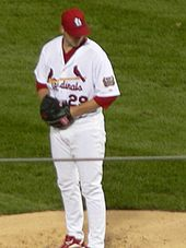 Baseball Quote - Chris Carpenter Quote