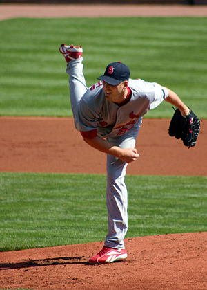 Baseball Photos - Chris Carpenter