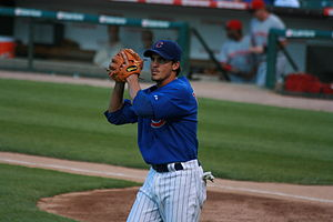 Baseball Photos - Ryan Theriot