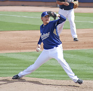 Baseball Photos - Kevin Correia