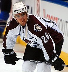 Hockey Photos - Paul Stastny