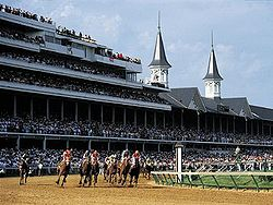 Horse Racing Photos - Kentucky Derby