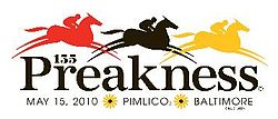 Horse Racing Photos - Preakness Stakes